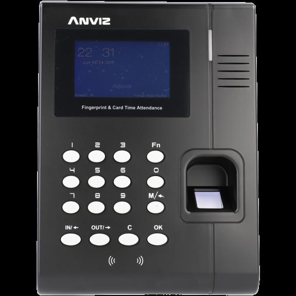 control de presencia interior con tarjeta, teclado y huella tipo rfid 125khz