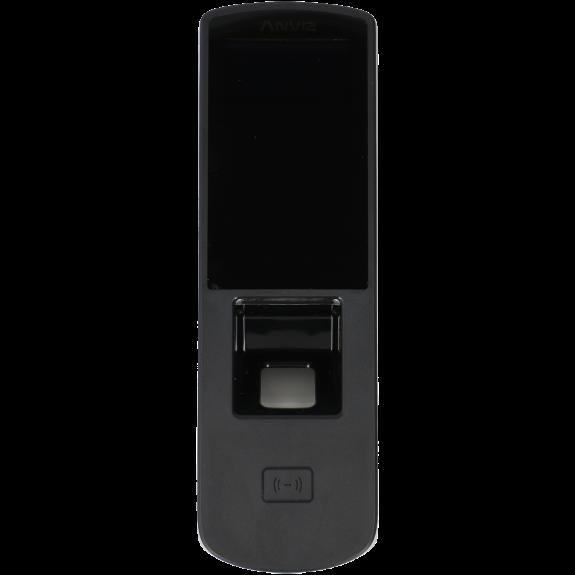 control de accesos y presencia interior con tarjeta, teclado y huella tipo rfid 125khz