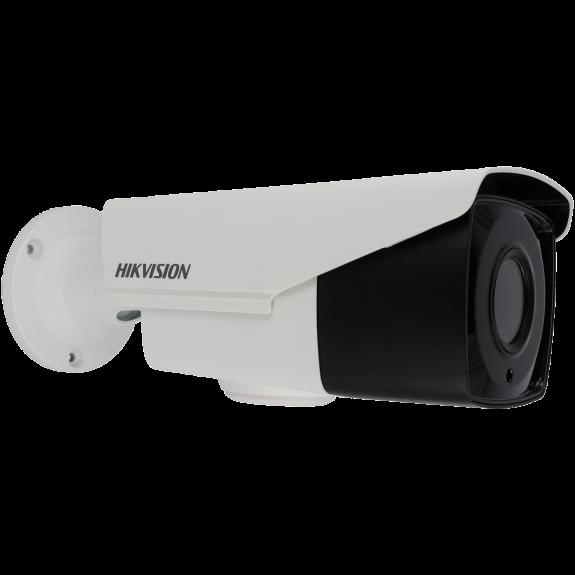 Cámara HIKVISION PRO bullet hd-tvi de 2 megapíxeles y óptica varifocal motorizada (zoom)