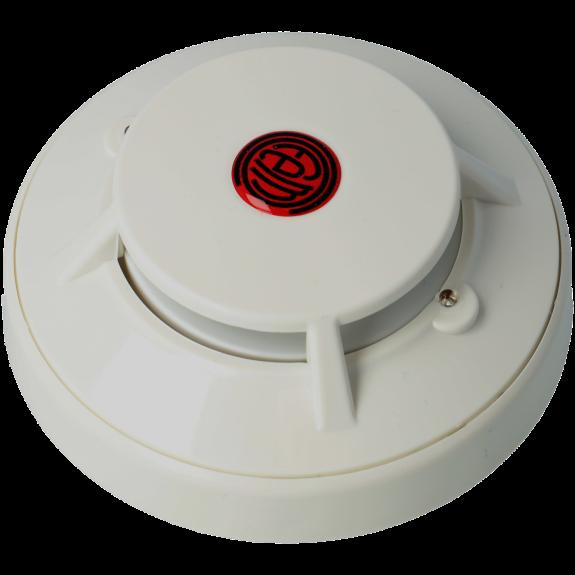 Sensor óptico-térmico de humos