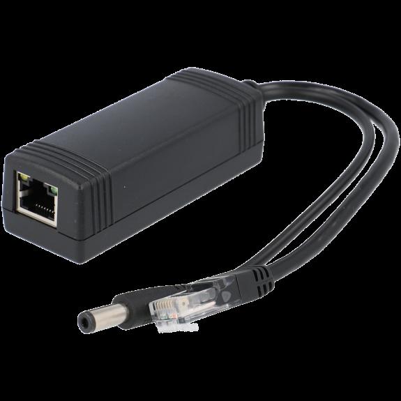 Switch A-CCTV  puertos con  puertos PoE