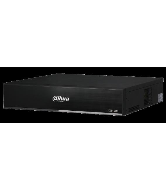 Grabador ip DAHUA de 64 canales y 16 mpx de resolución