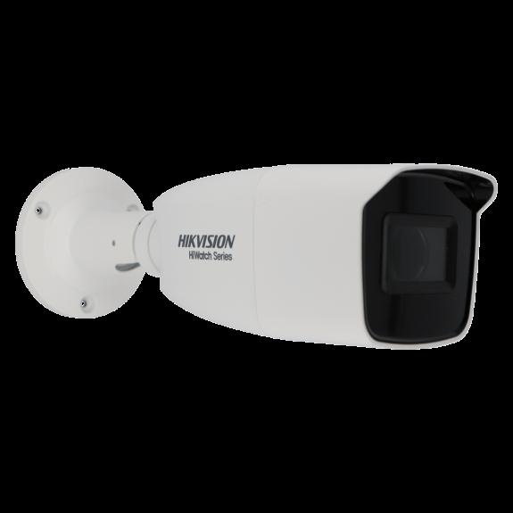Cámara HIKVISION bullet 4 en 1 (cvi, tvi, ahd y analógico) de 4 megapíxeles y óptica varifocal