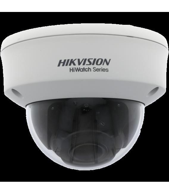 Cámara HIKVISION minidomo 4 en 1 (cvi, tvi, ahd y analógico) de 4 megapíxeles y óptica varifocal