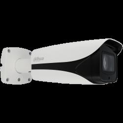 Cámara DAHUA bullet ip de 8 megapíxeles y óptica varifocal motorizada (zoom)