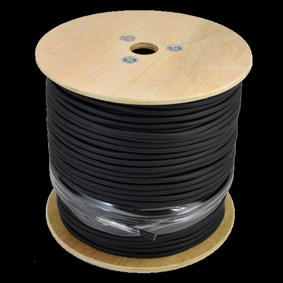 Cable A-CCTV rg59 / alimentación de 250 m