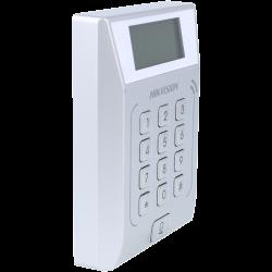 Control de acceso interior con lector tarjeta y teclado tipo mifare 13.56mhz