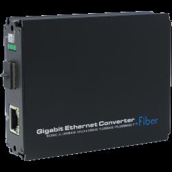 Conversor fibra a ethernet