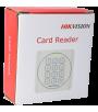 Lector interior / exterior con lector tarjeta y teclado tipo mifare 13.56mhz