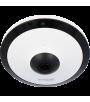 Cámara DAHUA fisheye ip de 5 megapíxeles y óptica fija
