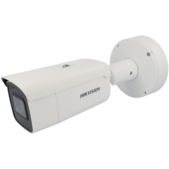 Cámara HIKVISION PRO bullet ip de 8 megapíxeles y óptica varifocal motorizada (zoom)