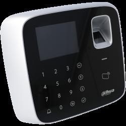 Control de acceso interior con tarjeta, teclado y huella tipo rfid 125khz
