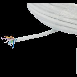 Cable alarma apantallado 8 + 2 hilos
