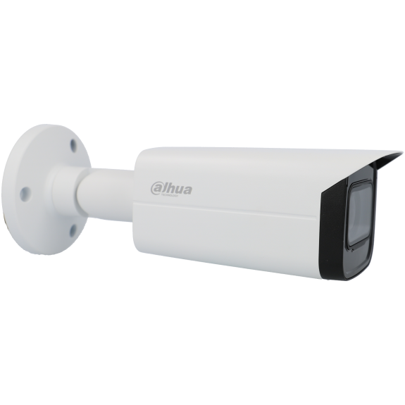 Cámara DAHUA bullet hd-cvi de 4 megapíxeles y óptica varifocal motorizada (zoom)