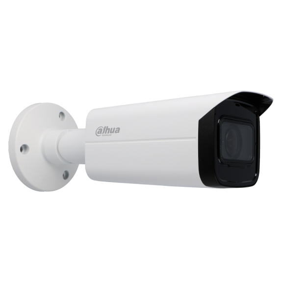 Cámara DAHUA bullet hd-cvi de 6 megapíxeles y óptica varifocal motorizada (zoom)