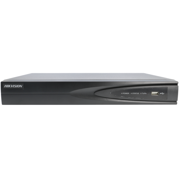 Grabador ip HIKVISION PRO de 8 canales y 8 mpx de resolución