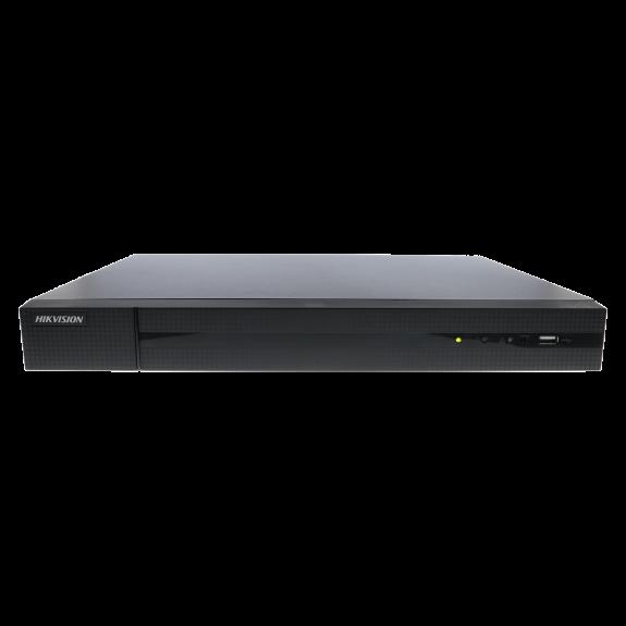 Grabador ip HIKVISION de 32 canales y 8 mpx de resolución