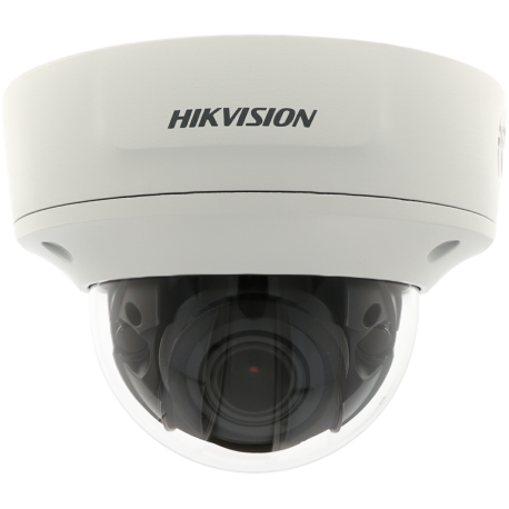 Cámara HIKVISION PRO minidomo ip de 4 megapíxeles y óptica varifocal motorizada (zoom)