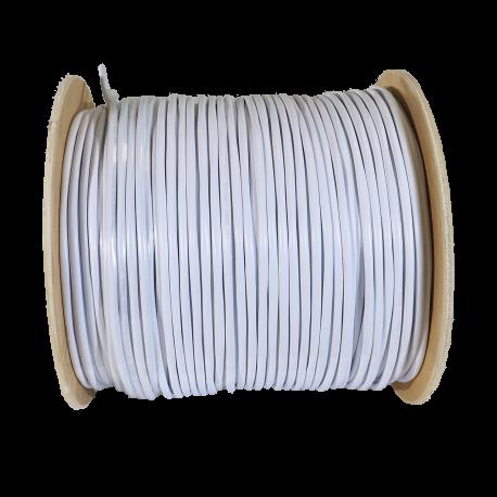 Cable A-CCTV micro rg59 / alimentación de 300 m