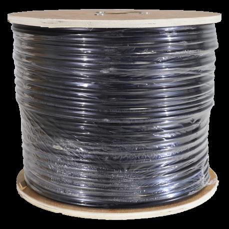 Cable HIKVISION PRO rg59 / alimentación de 200 m