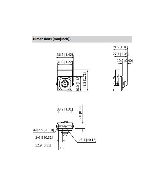 HAC-HUM3201B-P