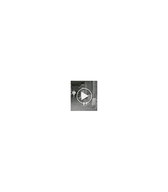 Cámara HIKVISION bullet 4 en 1 (cvi, tvi, ahd y analógico) de 4 megapíxeles y óptica fija