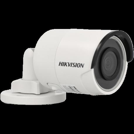 Cámara HIKVISION PRO bullet ip de 8 megapíxeles y óptica fija