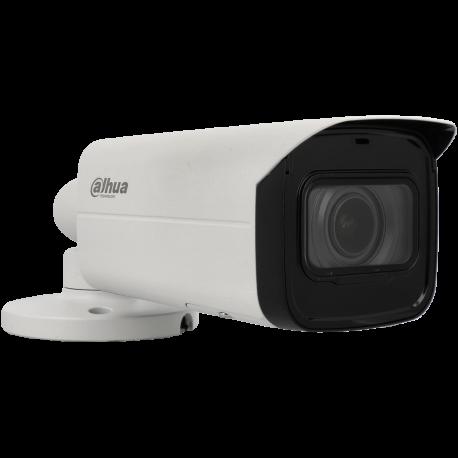 Cámara DAHUA bullet ip de 5 megapíxeles y óptica varifocal motorizada (zoom)