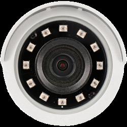 Cámara HIKVISION PRO bullet 4 en 1 (cvi, tvi, ahd y analógico) de 2 megapíxeles y óptica fija
