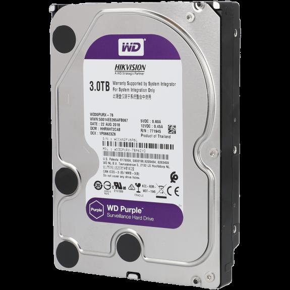Disco duro purple 3 tb