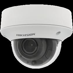 Cámara HIKVISION PRO minidomo hd-tvi de 5 megapíxeles y óptica varifocal motorizada (zoom)