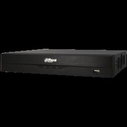 Grabador ip DAHUA de 4 canales y 8 mpx de resolución