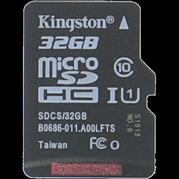 Tarjeta sd KINGSTON 32 gb