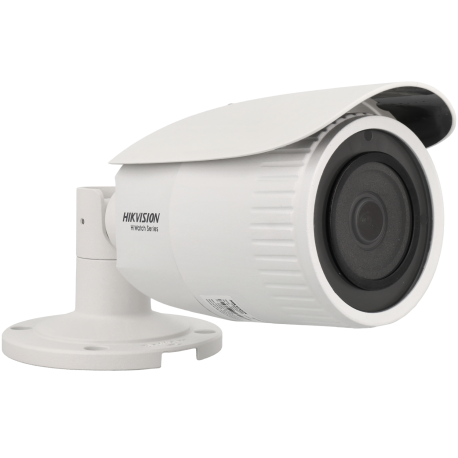 Cámara HIKVISION bullet ip de 4 megapíxeles y óptica varifocal motorizada (zoom)
