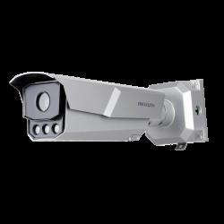 Cámara HIKVISION PRO lectura de matriculas (anpr) ip de 4 megapíxeles y óptica varifocal motorizada (zoom)